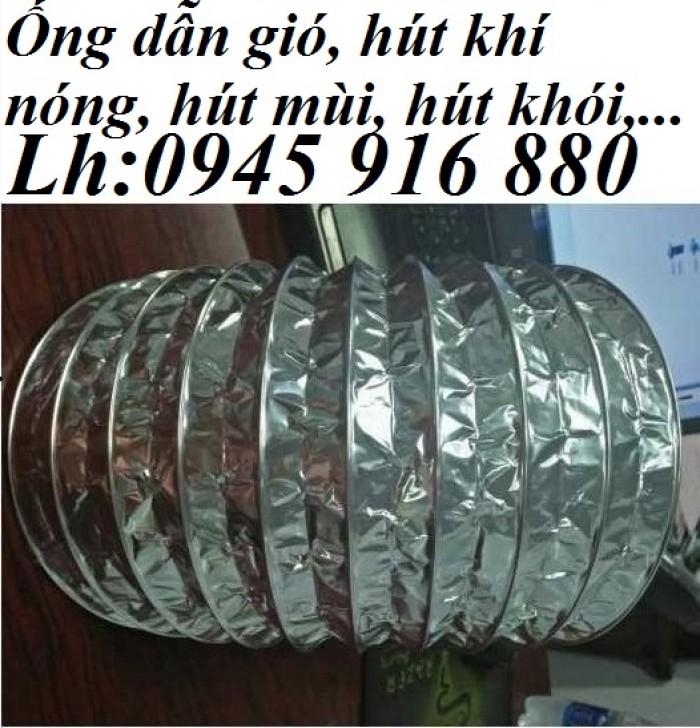 Ống sun bạc hút khói hút mùi nhà bếp D100, D125, D150, D175, D200, D250, D300, D350, D400, D450, D500 hàng cao cấp2