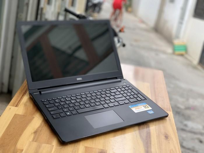 Laptop Dell Inspiron 3558, i3 4005U 4G 500G Like new Zinmm1