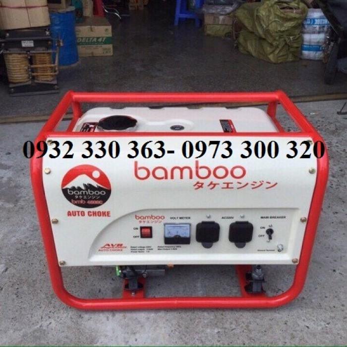 Máy phát điện chạy xăng BamBoo 10kw giá rẻ nhất Miền Bắc