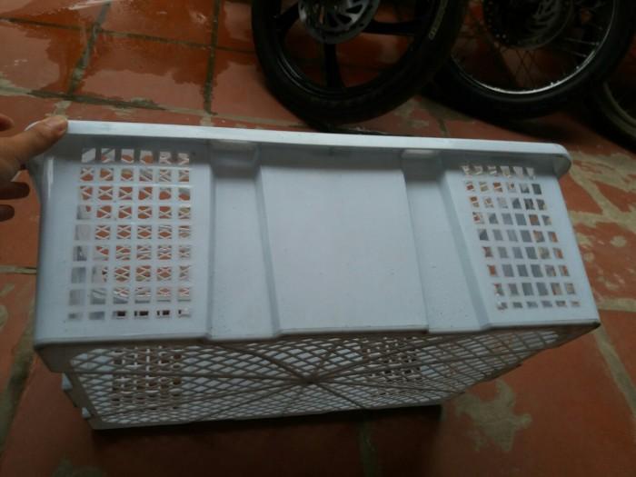 Rổ nhựa đựng nhãn xuất khẩu 12kg Phú Hòa An giá tốt cho bà con nông dân3