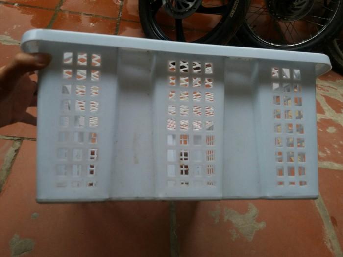 Rổ nhựa đựng nhãn xuất khẩu 12kg Phú Hòa An giá tốt cho bà con nông dân2