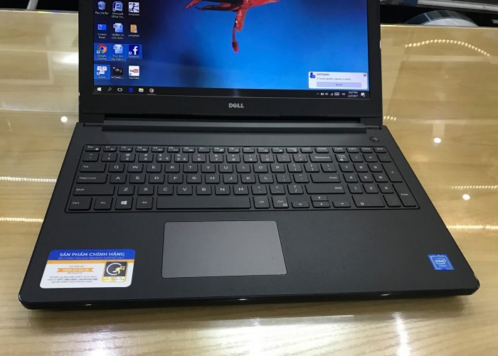 Laptop Dell Inspiron 3542, i5 4210U 4G SSD128 Vga 2G Đẹp zin 100mm1