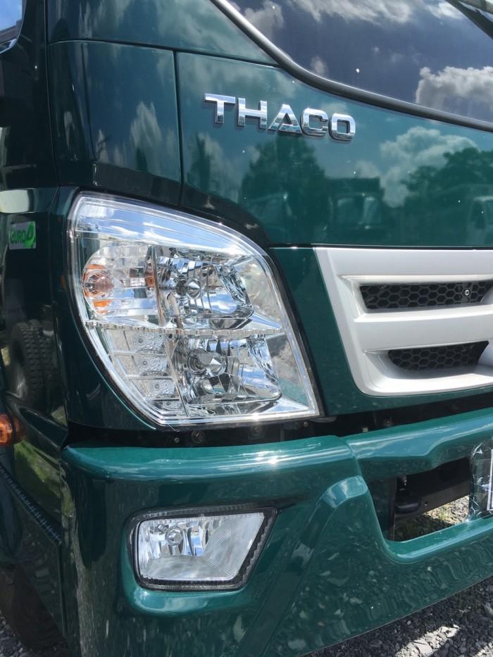 bán xe ben 3,5 tấn 3 khối hỗ trợ trả góp tại thaco Long An Tiền Giang Bến Tre 6