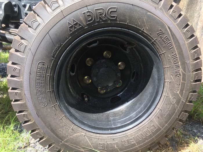 bán xe ben 3,5 tấn 3 khối hỗ trợ trả góp tại thaco Long An Tiền Giang Bến Tre 2