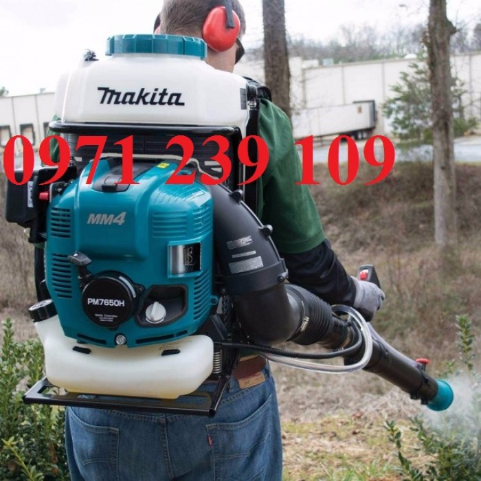 Máy phun hóa chất chĩnh hãng Makita PM7650H chính hãng, giao hàng trên Toàn Quốc1