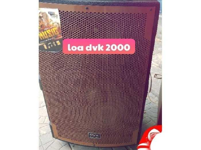 Loa kéo dvk 20001