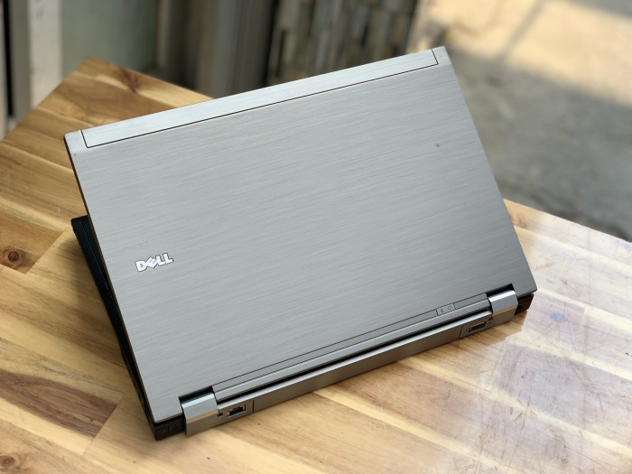 Laptop Dell Latitude E6510, i7 720QM 8CPUZ 4G 320G Vga rời MÁY TRẠM giá rẻmm1