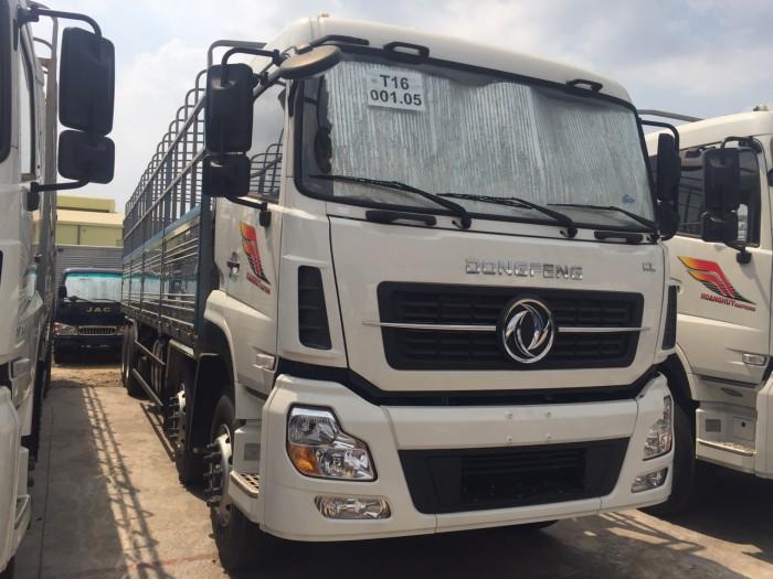 Xe tải 4 chân Dongfen Hoàng Huy , Giá tốt nhất thị  trường Bắc Nam Đại lý xe tải hạng nặng
