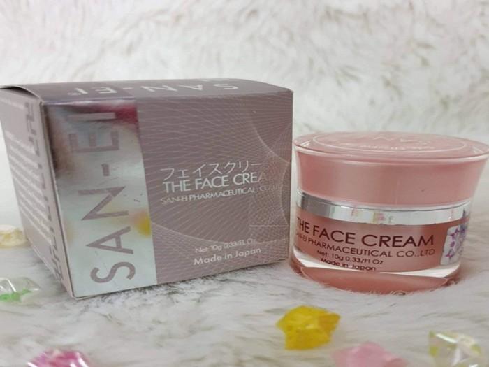 Kem Dưỡng Trắng Da Trị Mụn Che Khuyết Điểm DD Cream San-Ei0