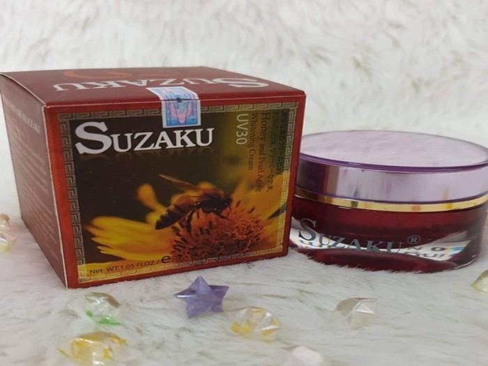 Kem Trắng Da Suzaku Mật Ong Chúa Và Ngọc Trai1