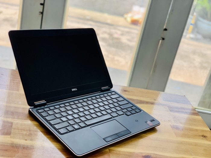 Laptop Dell Ultrabook E7240 12in, i5 4310u 4G SSD128 Đẹp zin 100mm4