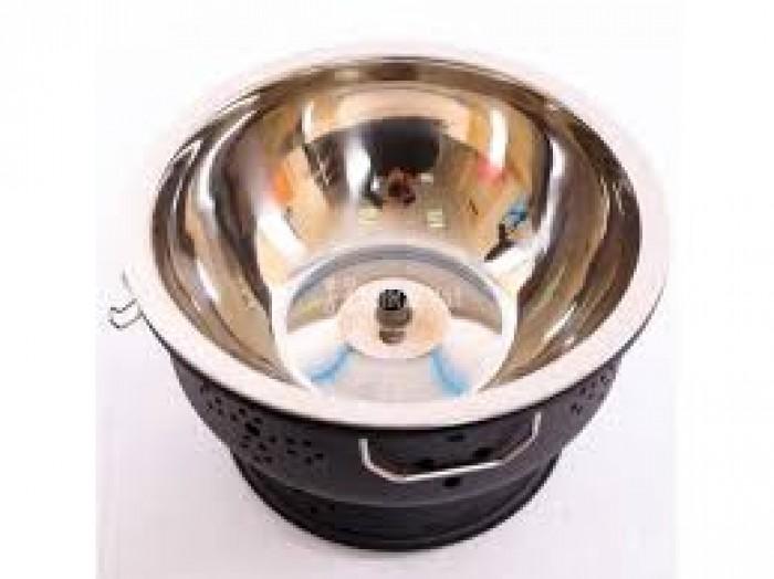 Bếp nướng than hoa để mặt bàn không khói cho quán nướng lẩu chính hãng bảo hành 1 năm1