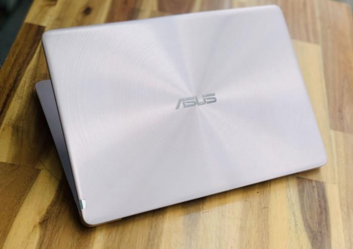 Laptop Asus Zenbook UX410UA, i5 7200U 4G SSD128 Full HD Đèn phím zin 100 Giá rẻ4