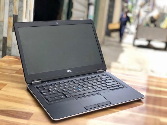 Laptop Dell Ultrabook E7440, i5 4300u 4G 500G Đèn phím Đẹp zin 100mm Giá ré Hàng Mỹ Siêu bền0