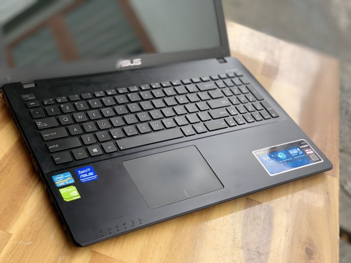 Laptop Asus X550LD, i5 4210U 4G 500G Vga rời Nvidia GT820M = 2G đẹp zin 100mm4