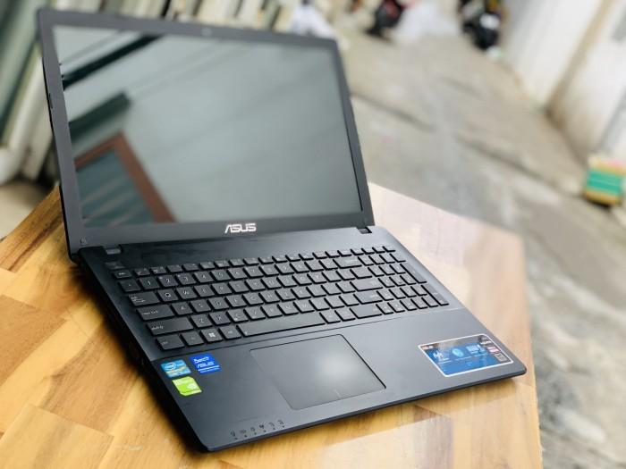 Laptop Asus X550LD, i5 4210U 4G 500G Vga rời Nvidia GT820M = 2G đẹp zin 100mm1