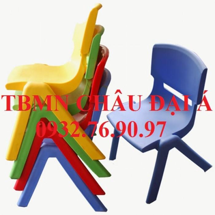 Chuyên sỉ và lẻ ghế nhựa mầm non1