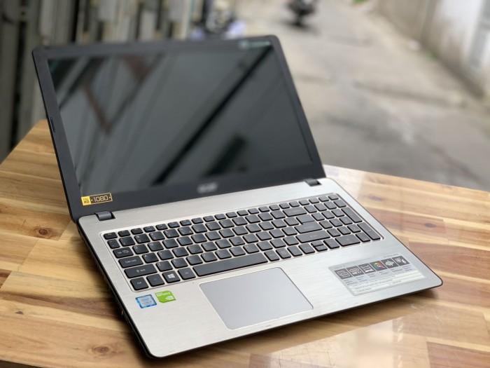 Laptop Acer F5-573G, i5 7200U 4G SSD128 Full HD GT940MX đèn phím 8hm2