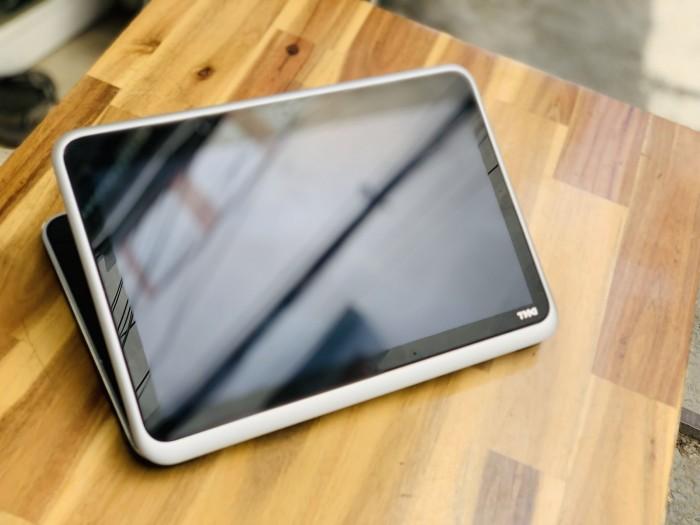 Laptop Dell XPS 12 9Q33, I7 4500U 8G SSD256 Full HD Cảm ứng Xoay 360 độ Đẹp keng zin 100mm4