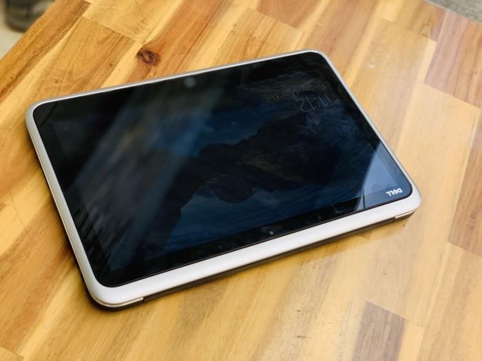Laptop Dell XPS 12 9Q33, I7 4500U 8G SSD256 Full HD Cảm ứng Xoay 360 độ Đẹp keng zin 100mm5