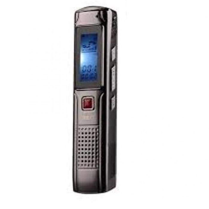 Máy ghi âm Digital Voice Recorder ( gọi tắt là DVR  ) Phát lại âm thanh và nhạc MP3 qua loa ngoài và cổng tai nghe 3.5mm.4