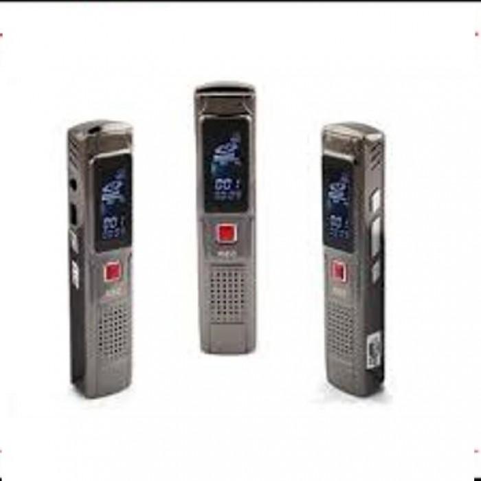 Máy ghi âm Digital Voice Recorder ( gọi tắt là DVR ) ghi âm liên tục 18 tiếng với nhiều chế độ ghi tiên tiến2