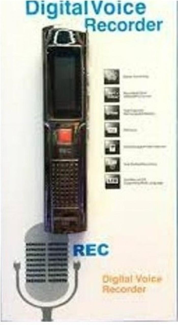Máy ghi âm Digital Voice Recorder ( gọi tắt là DVR  ) chất lượng ghi âm tốt, độ bền cao có mức giá thấp0