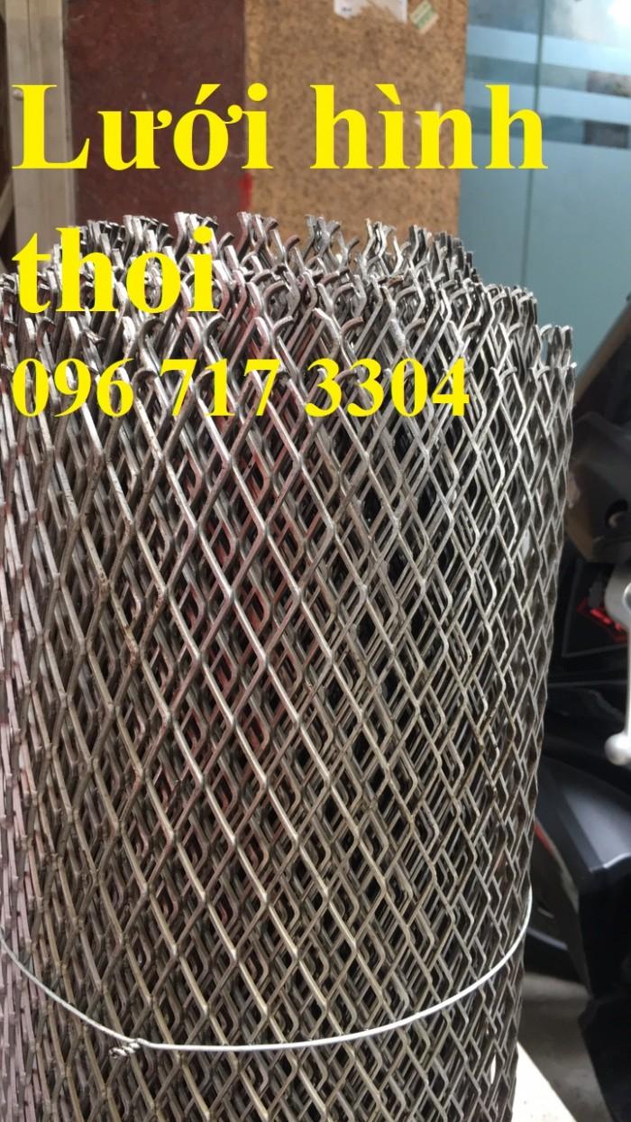 Lưới thép dập giãn 1mm, 2mm, 3mm,... giá rẻ6