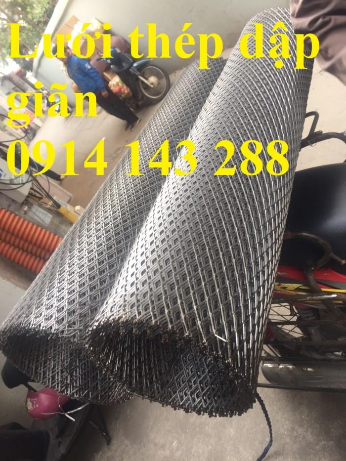 Lưới thép dập giãn 1mm, 2mm, 3mm,... giá rẻ4