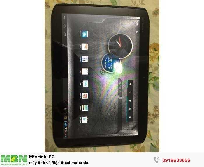 máy tính và điện thoại motorola0