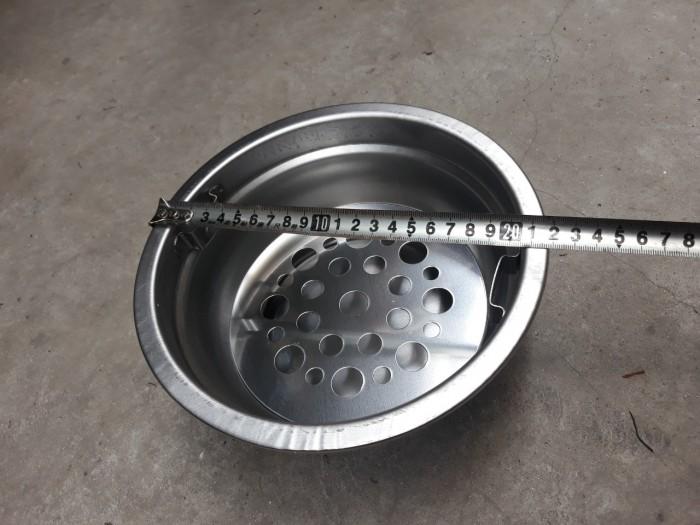Bầu than inox bếp nướng hút âm bàn hút dương bàn chuyên dùng cho quán nướng lẩu0