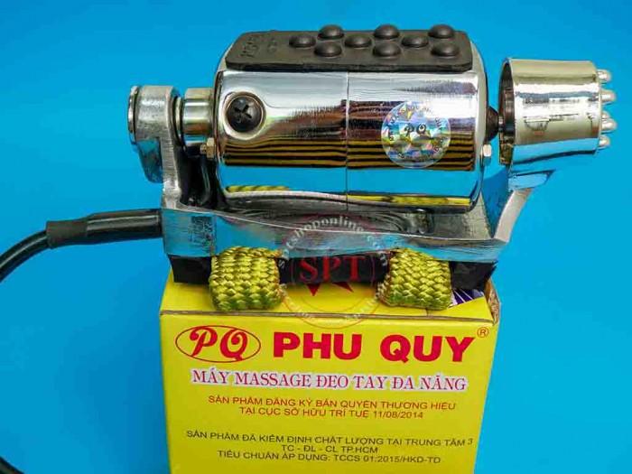 Máy massage đeo tay tiệm tóc rung mạnh Phú Quý8