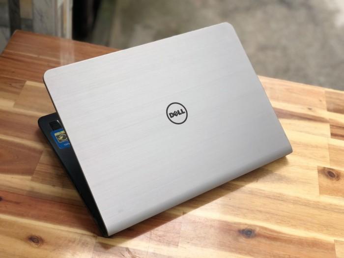 Laptop Dell Inspiron 5448, i5 5200U 4G SSD128 Vga 2G Đẹp zin 100mm4