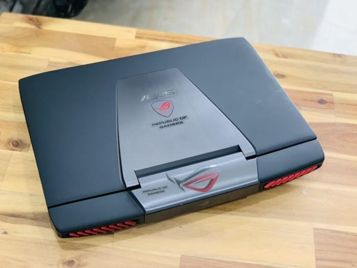 Laptop Asus Rog G751JT, i7 4710HQ 16G SSD128+1T Vga GTX970M 3G Full HD 17inchm4
