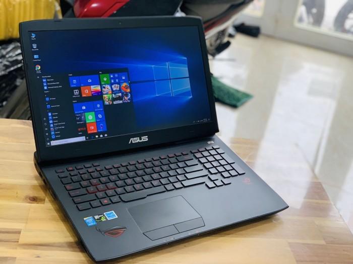 Laptop Asus Rog G751JT, i7 4710HQ 16G SSD128+1T Vga GTX970M 3G Full HD 17inchm5