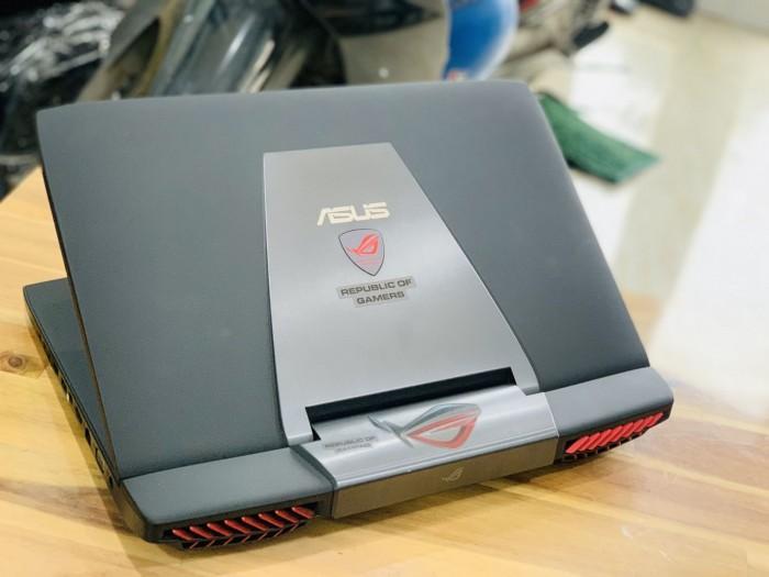 Laptop Asus Rog G751JT, i7 4710HQ 16G SSD128+1T Vga GTX970M 3G Full HD 17inchm0
