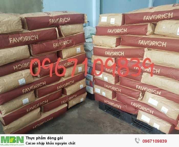 Cacao nhập khẩu nguyên chất4