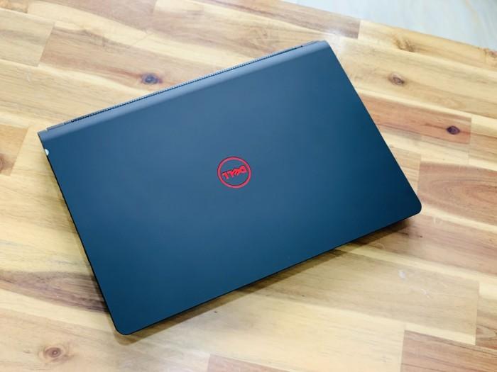 Laptop Dell Gaming 7447, i7 4720HQ 8G SSD128+500G Vga GTX850 4G Đèn phím Full HDm2