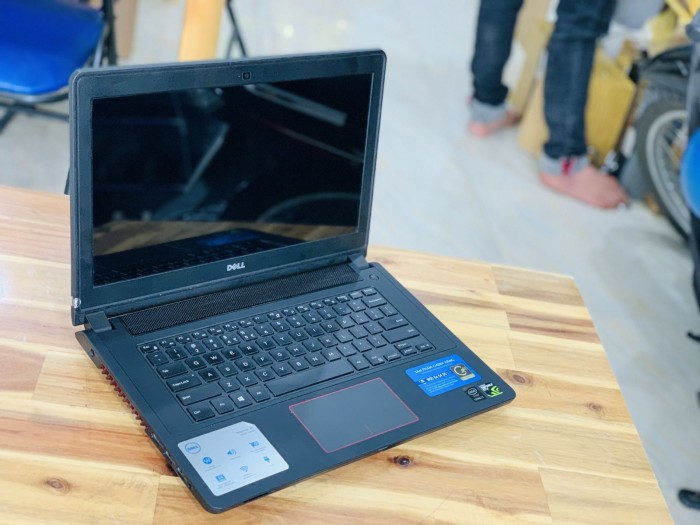 Laptop Dell Gaming 7447, i7 4720HQ 8G SSD128+500G Vga GTX850 4G Đèn phím Full HDm1