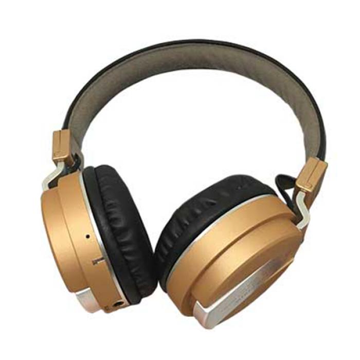 Headphone Bluetooth BOSE CQ-55, -Kết nối bluetooth không dây  -Phát nhạc MP3 từ thẻ nhớ  -Nghe đài FM3