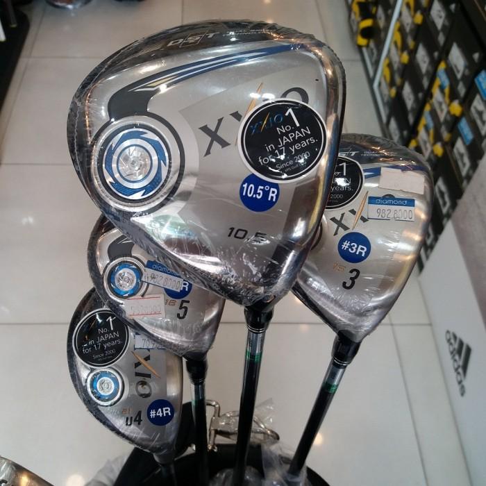 Bộ gậy golf XXIO MP900 chính hãng.4