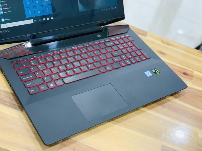 Laptop Lenovo Gaming Y700, I7 6700HQ 8G SSD128+1000G Vga GTX960 4G Full HD IPS LED Đỏ4