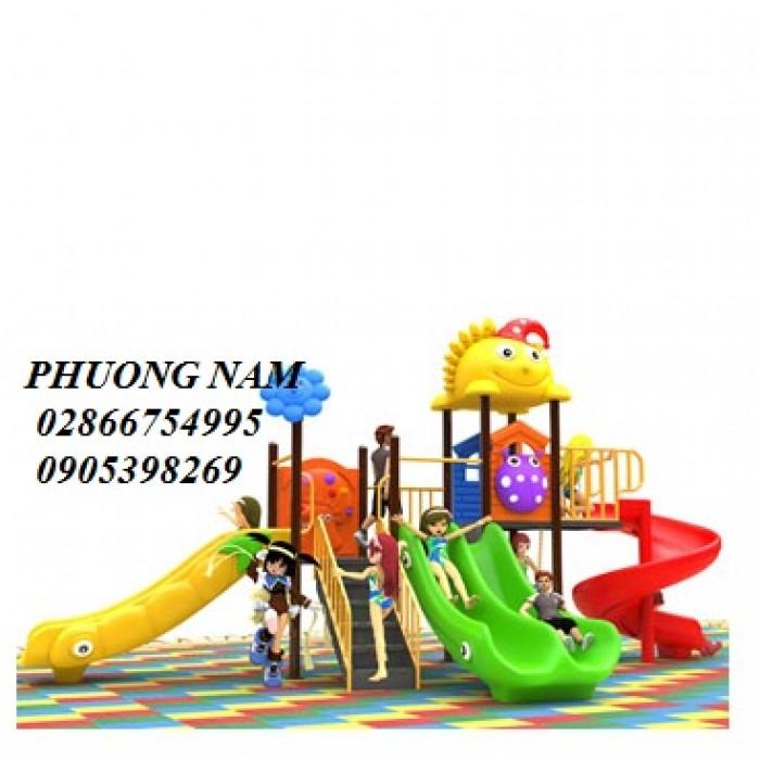 Cần bán cầu trượt mầm non giá rẻ tại Hồ Chí Minh15