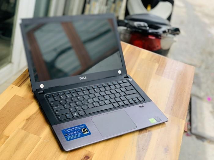 Laptop Dell Vostro V5470, I5 4200U 4G SSD128 Vga 2G Siêu mỏng Đẹp zinm4
