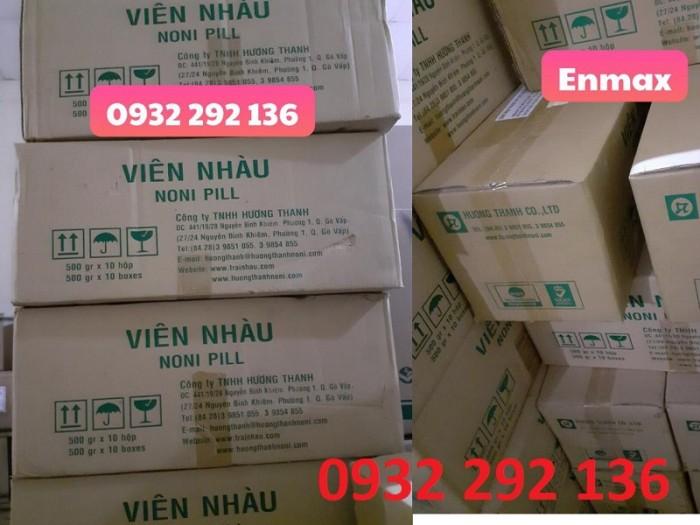 Mua 10 tặng 1 với sản phẩm Nhàu Hương Thanh tại cửa hàng Thực phẩm chức năng Enmax, Hotline: 0932 292 136