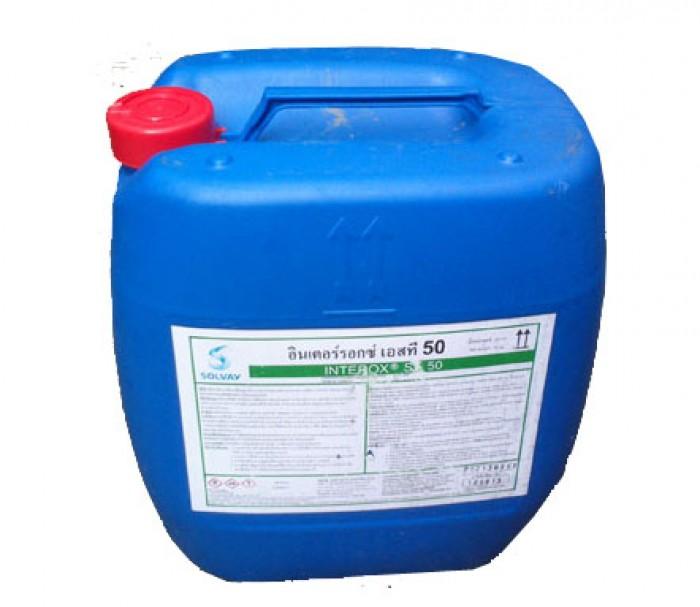 Hoá chất Hydrogen peroxide 50% (H2O2) Thái Lan0