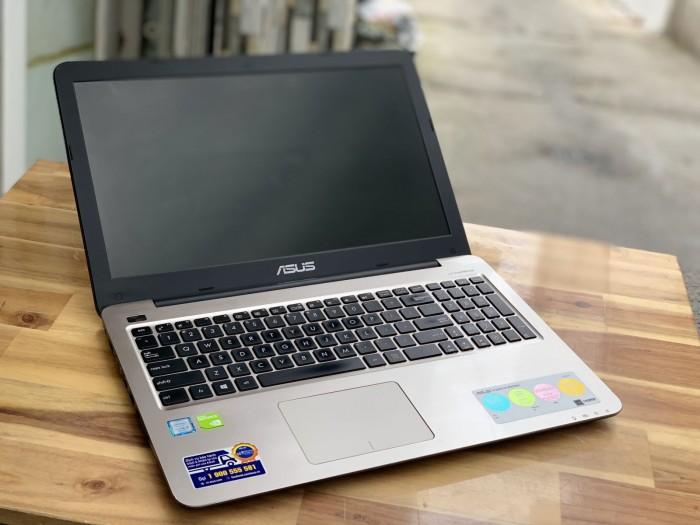 Laptop Asus A556UR, I5 6200U 4G 500G Vga GT930MX Đẹp zinm3