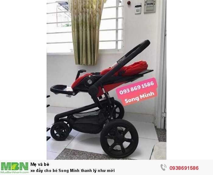 Thanh lý Xe đẩy cho bé Quinny Moodd: 9. 000.000 Xe đẩy em bé Song Minh: 093 869 15860