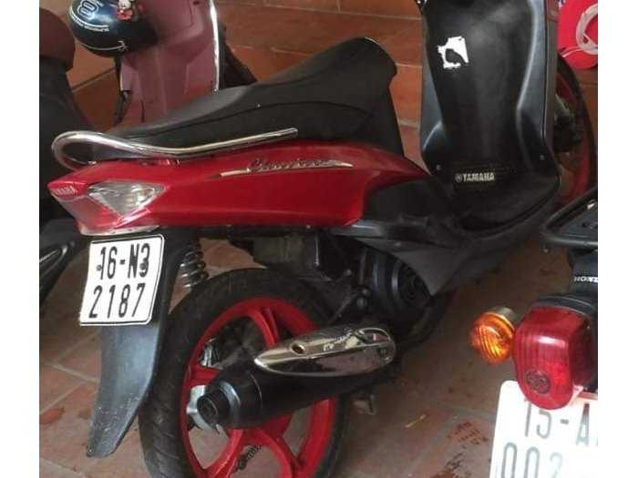 Xe Yamaha Classico thật 100%