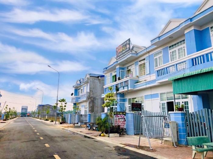 Bán lô đất nằm trong khu dân cư đẹp gần Mỹ Phước 1 chỉ 600 triệu/nền,gần chợ - Lh:0909.424.058